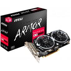 Видеокарта MSI Radeon RX 570 4GB DDR5 Armor OC (RX_570_ARMOR_4G_OC)