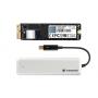 Твердотельный накопитель SSD Transcend JetDrive 855 240GB для Apple + case