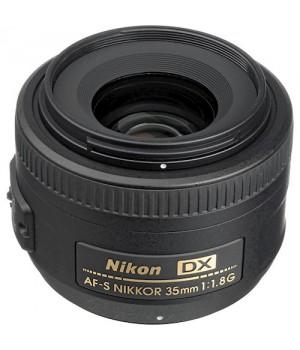 AF-S DX Nikkor 35mm f/1.8G  официальная гарантия!