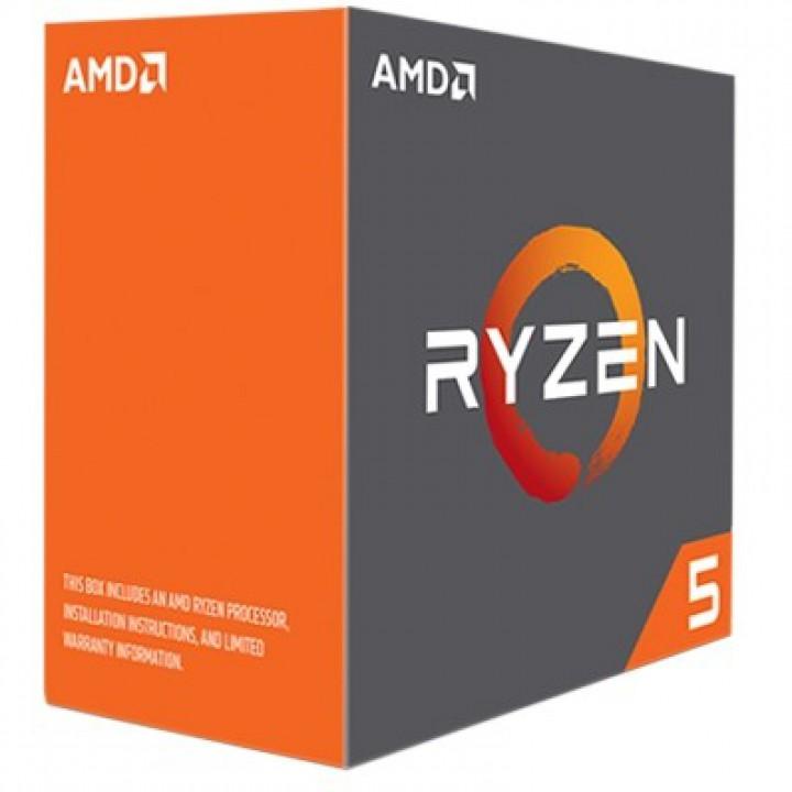 Процессор AMD Ryzen 5 1600X 3.6GHz/16MB  sAM4 BOX