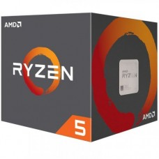 Процессор AMD Ryzen 5 2600 3.4GHz/16MB  sAM4 BOX