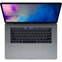 Apple MacBook Pro Touch Bar 15 256Gb Space Gray (MR932) 2018