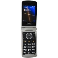 Телефон Astro A284 Black