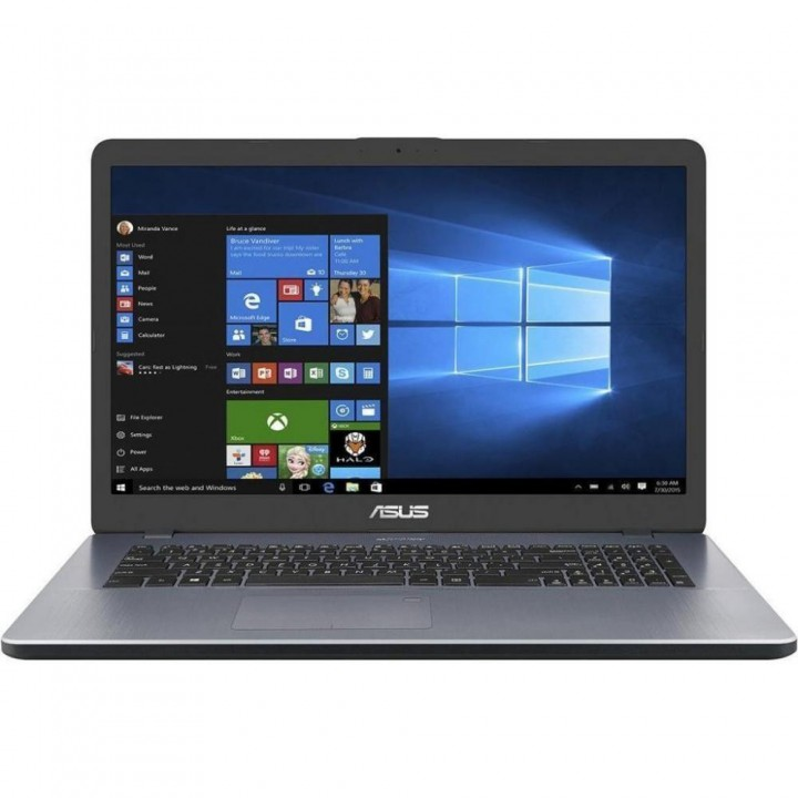 Ноутбук ASUS VivoBook 17 X705MB Star Grey (X705MB-GC002T)