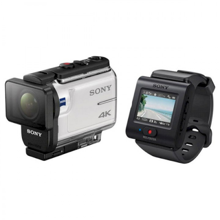 Экшн-камера Sony FDR-X3000 + пульт RM-LVR3 (FDRX3000R.E35)