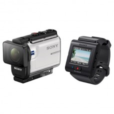Экшн-камера Sony HDR-AS300 + пульт RM-LVR3 (HDRAS300R.E35)
