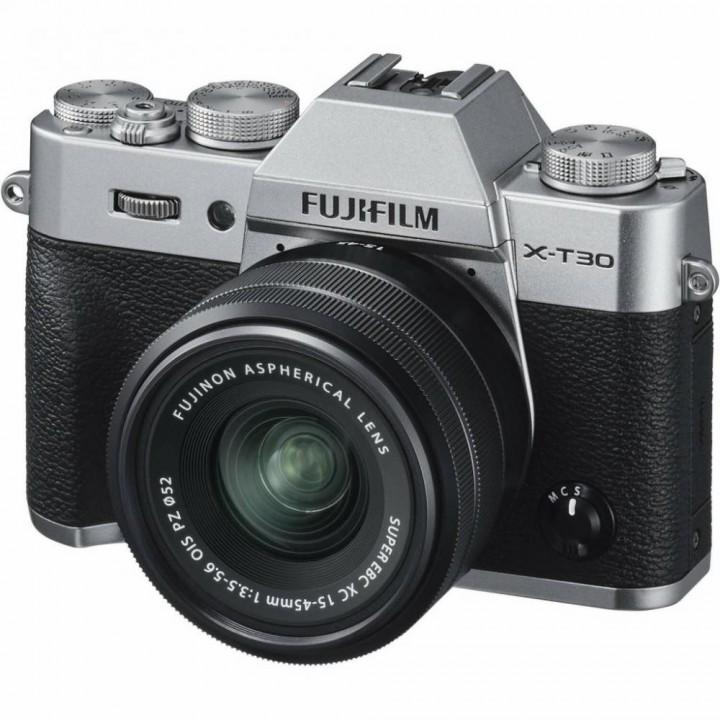Фотоаппарат FUJIFILM X-T30 body Silver (16620216)
