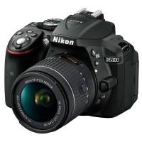 Фотоаппарат Nikon D5300 Kit AF-P 18-55mm VR Black