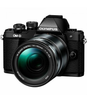 Фотоаппарат Olympus E-M10 Mark III Kit 14-150mm II Black/Black