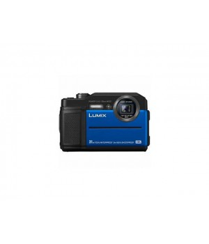 Фотоаппарат PANASONIC LUMIX DC-FT7EE-A Blue