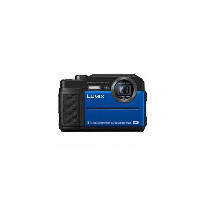 Фотоаппарат PANASONIC LUMIX DC-FT7EE-A Blue