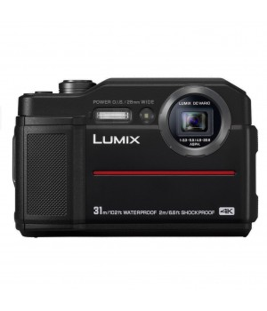 Фотоаппарат PANASONIC LUMIX DC-FT7EE-K Black