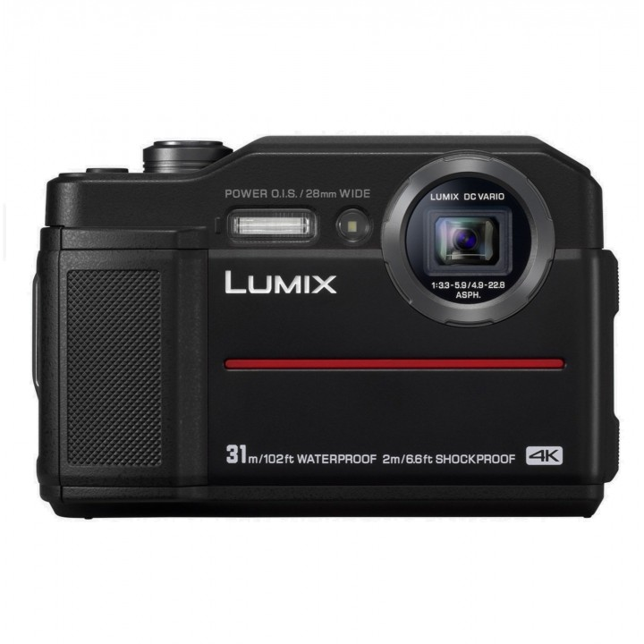 Фотоаппарат PANASONIC LUMIX DC-FT7EE-K Black