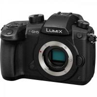 Фотоаппарат Panasonic Lumix DC-GH5 Body (DC-GH5EE-K)