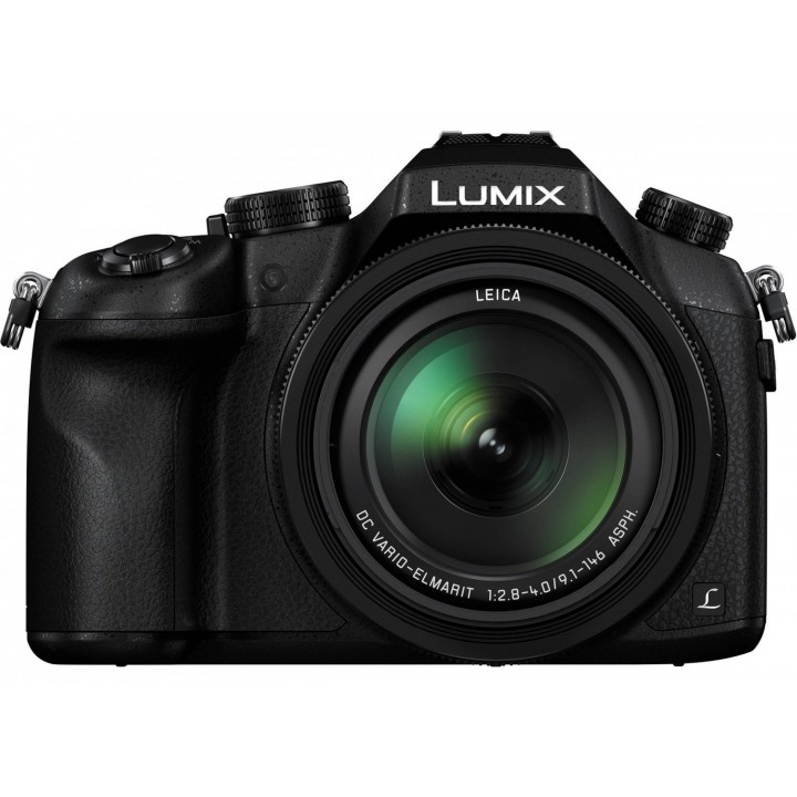 Фотоаппарат Panasonic Lumix DMC-FZ1000 Black (DMC-FZ1000EE)