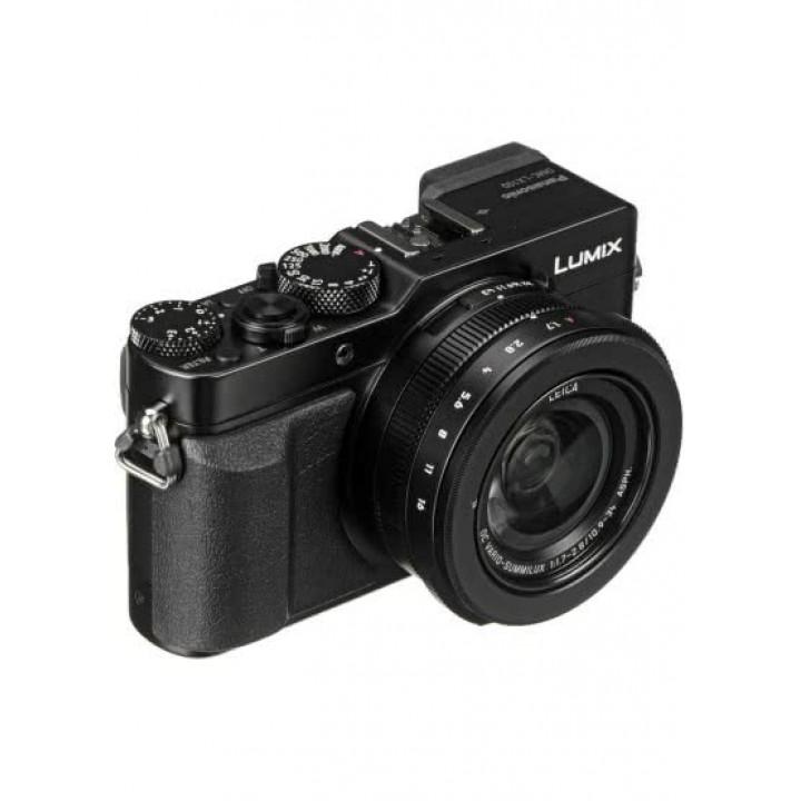 Фотоаппарат PANASONIC LUMIX DMC-LX100 black (DMC-LX100EEK)