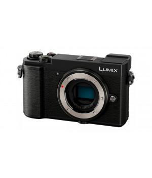 Фотоаппарат PANASONIC Lumix GX9 Body Black (DC-GX9EE-K)