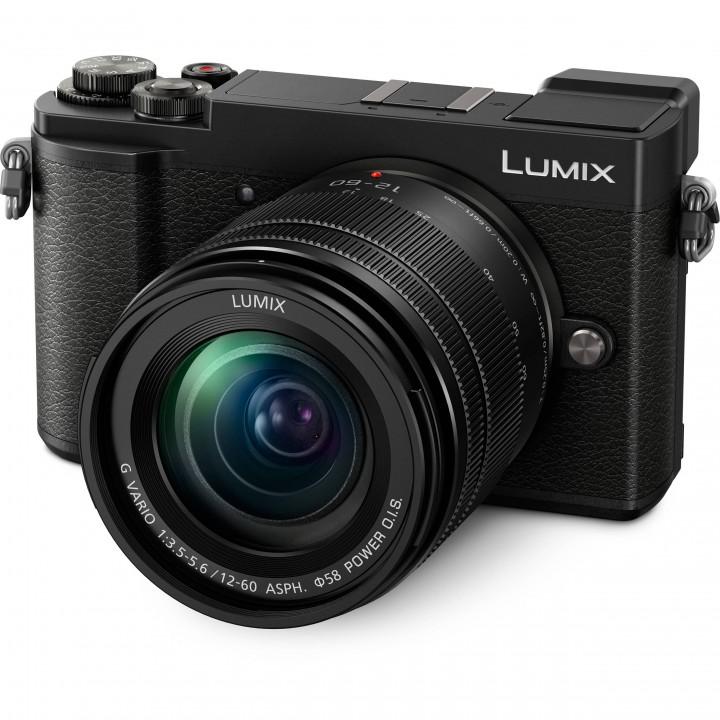 Фотоаппарат PANASONIC Lumix GX9 Kit 12-32mm Black (DC-GX9KEE-K)