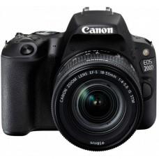 Фотоаппарат Canon EOS 200D Kit 18-55 DC III