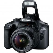 Фотоаппарат Canon EOS 4000D BK 18-55