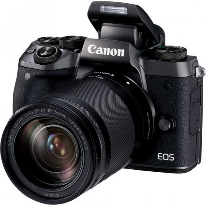 Фотоаппарат Canon EOS M5 18-150 IS STM
