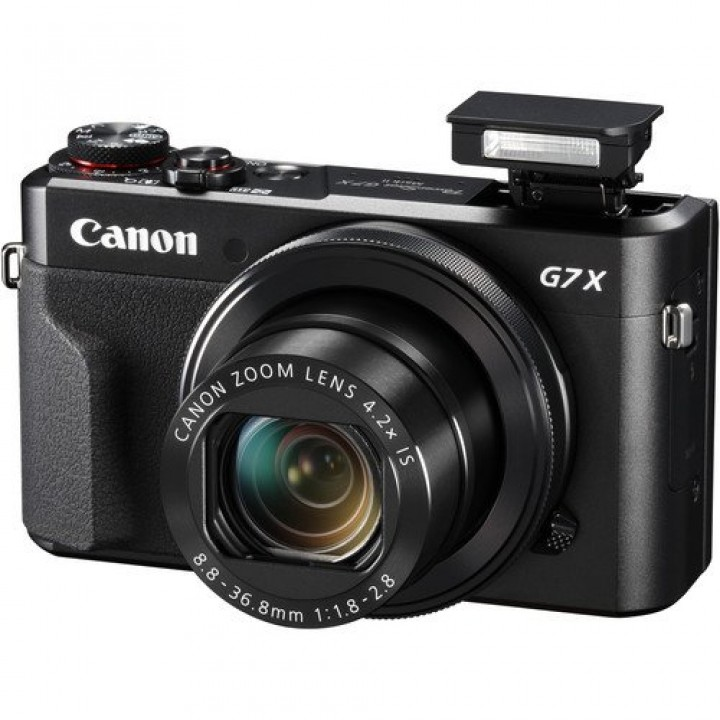 Фотоаппарат Canon G7X PowerShot Mark II