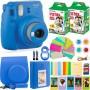 Фотоаппарат FUJI Instax Mini 9 CAMERA COB BLUE EX D N (Синий Кобальт)