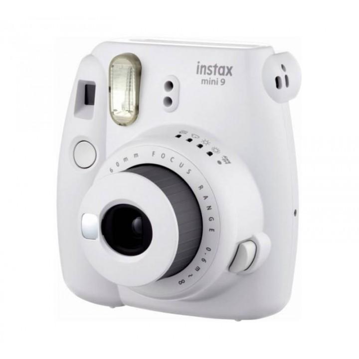 Фотоаппарат FUJI Instax Mini 9 CAMERA SMO WHITE TH EX D (Дымчатый Белый)