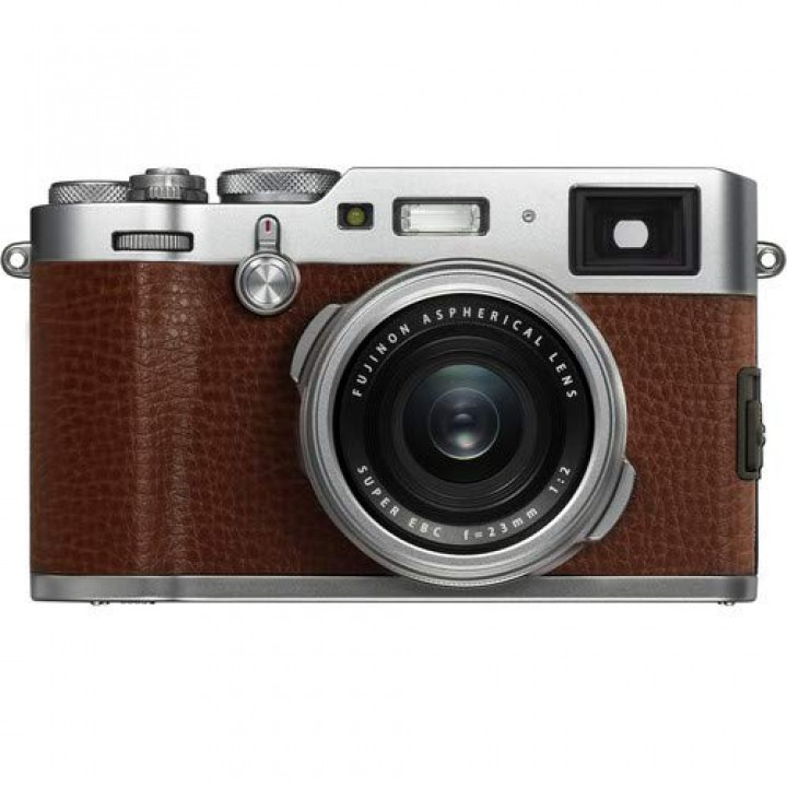 Фотоаппарат FUJIFILM FinePix X100F Brown (16585428)
