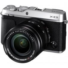Фотоаппарат Fujifilm X-E3 + XF 18-55mm F2.8-4R Kit