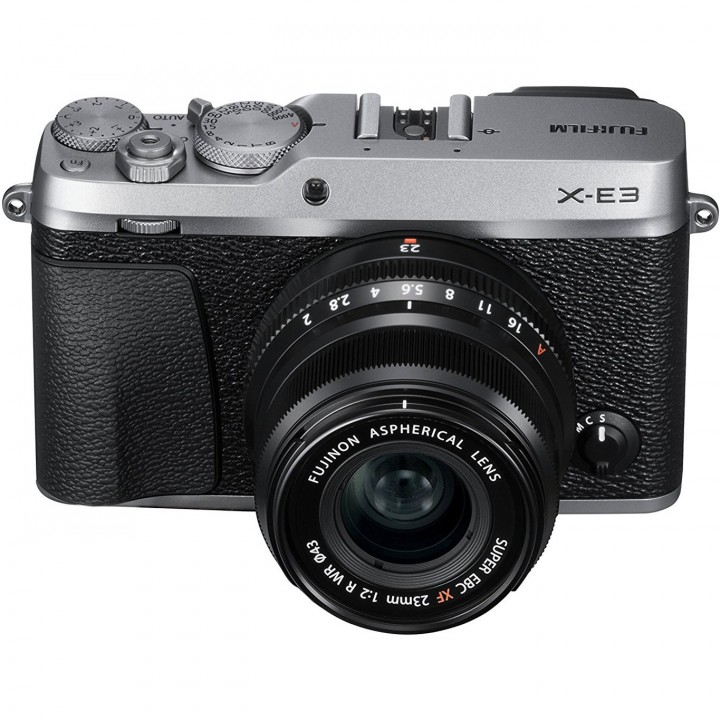 Фотоаппарат FUJIFILM X-E3 + XC 15-45mm F3.5-5.6 Kit Silver (16584814)
