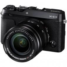 Фотоаппарат FUJIFILM X-E3 body Black (16558592)