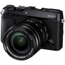 Фотоаппарат FUJIFILM X-E3 body Black (16558592)