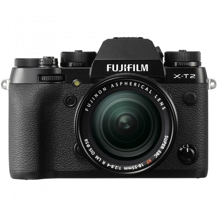 Фотоаппарат FUJIFILM X-T2 body Black (16519273)