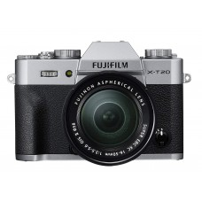 Фотоаппарат FUJIFILM X-T20 body Silver (16542426)