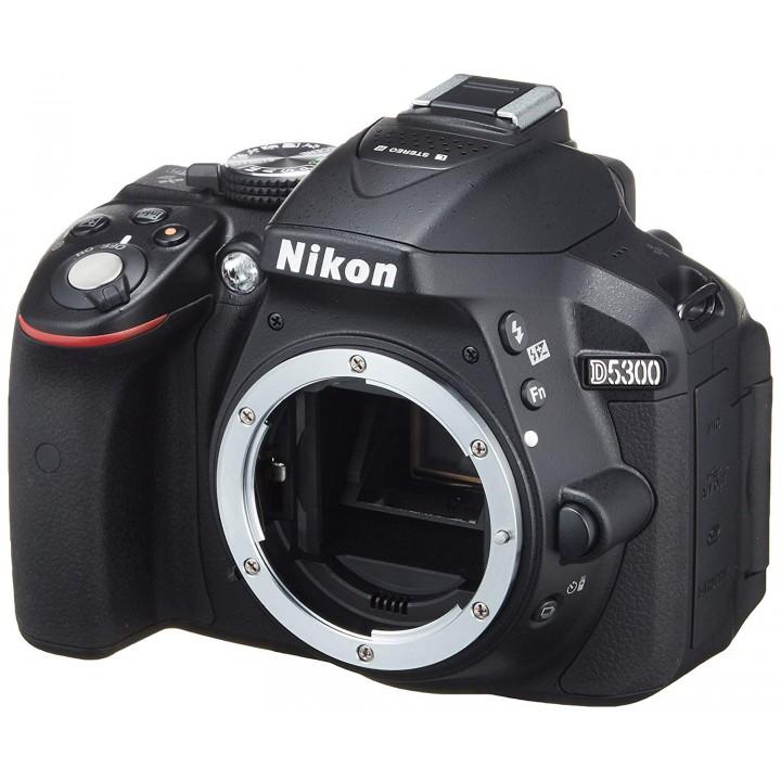 Фотоаппарат Nikon D5300 AF-P 18-55mm kit