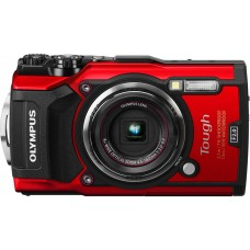 Фотоаппарат OLYMPUS TG-5 Red (V104190RE010)