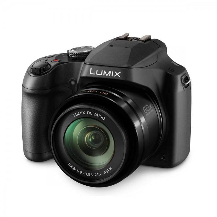 Фотоаппарат PANASONIC DC-FZ82EE-K Black