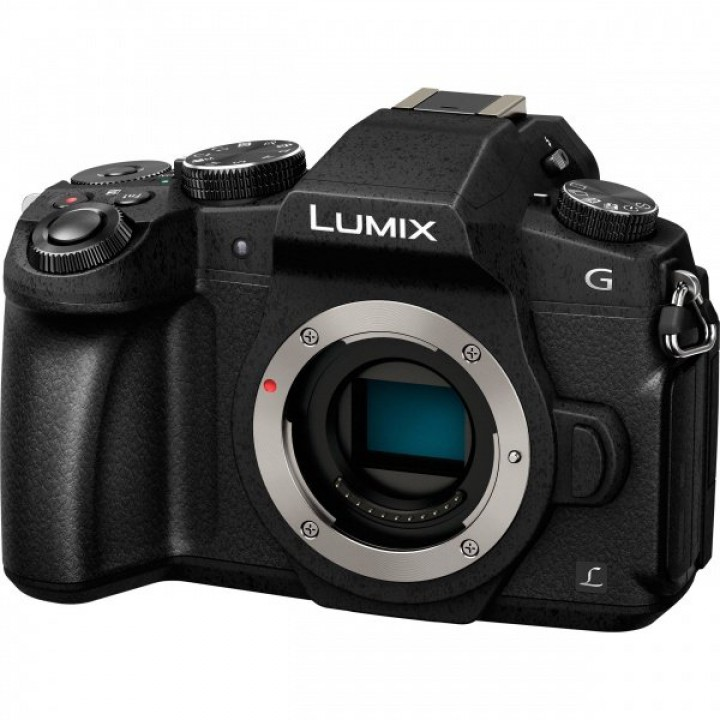 Фотоаппарат PANASONIC DMC-G80 Body (DMC-G80EE-K)