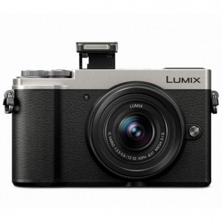 Фотоаппарат PANASONIC DMC-GX800 Kit 12-32 mm (DC-GX800KEEK)