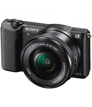 Фотоаппарат SONY Alpha 5100 kit 16-50 Black