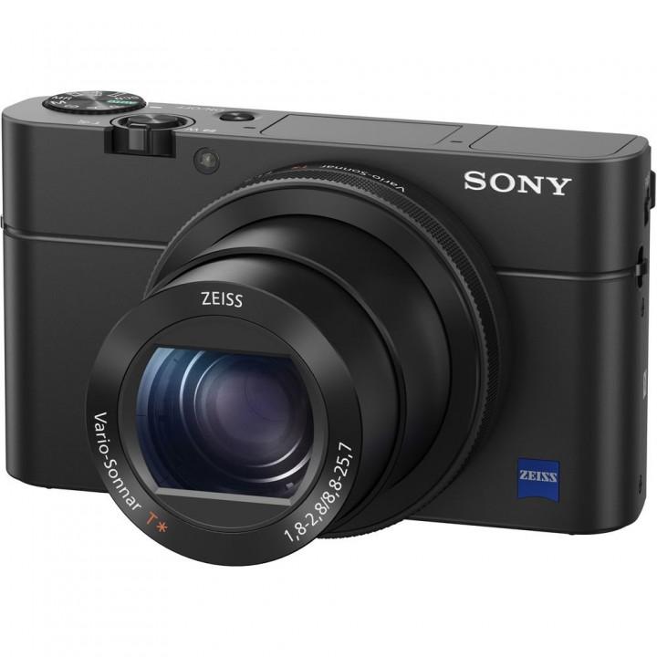 Компактный фотоаппарат SONY Cyber-Shot DSC-RX100 Mk III