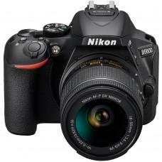 Зеркальный фотоаппарат NIKON D5600 + AF-S 18-140 F/3.5-5.6G VR