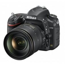 Зеркальный фотоаппарат NIKON D750 kit 24-120mm (VBA420K002)