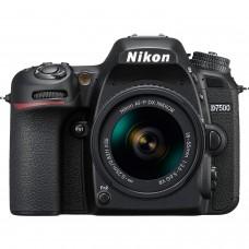 Зеркальный фотоаппарат NIKON D7500 + 18-140 (VBA510K002)