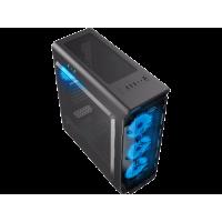Корпус Gamemax StarLight B-Blue