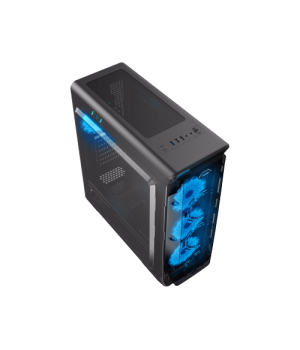 Корпус Gamemax StarLight B-Blue
