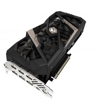 Видеокарта Gigabyte GeForce RTX2070 8GB, 256bit, DDR6 AORUS (GV-N2070AORUS-8GC)