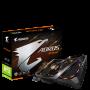 Видеокарта Gigabyte GeForce RTX2080 8GB, 256bit, DDR6 AORUS Xtreme (GV-N2080AORUS X-8GC)