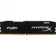 Оперативная память HyperX DDR4-2400 4096MB PC4-19200 Fury Black (HX424C15FB/4)